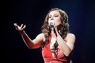 Funda Arar Turkish singer