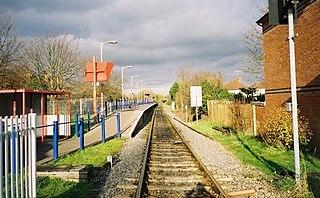Furze Platt railway station Railway station in the town of Maidenhead, Berkshire, England