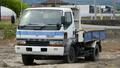 Fuso Fighter Mignon, White color Truck.png