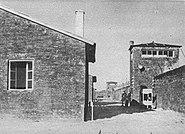 Gęsiowka Prison in Warsaw (1944)