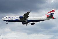 G-CIVL - B744 - British Airways