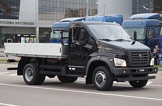 GAZ - GAZon Next flatbed truck, produced since 2014