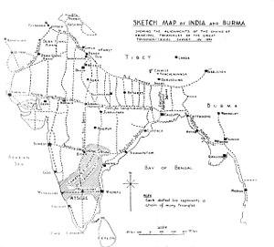William Lambton - Lambton's area of work