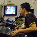 Gabriel Chavigny de Lachevrotiere, TelecomsTV studio 20060407.jpg