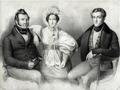 Gabriel Leonhard von Berckholtz mit Frau und Sohn.png