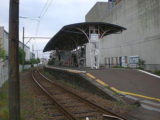 Hon-Yoshiwara Station Railway station in Fuji, Shizuoka Prefecture, Japan