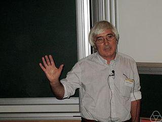 Sylvestre Gallot French mathematician