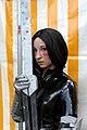 Gally cosplayer at Animagic 2009 (7).jpg