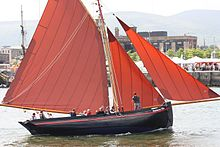 Le Galway Hooker