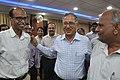 Ganga Singh Rautela Meets With His Workmates - NCSM - Kolkata 2016-02-29 1753.JPG