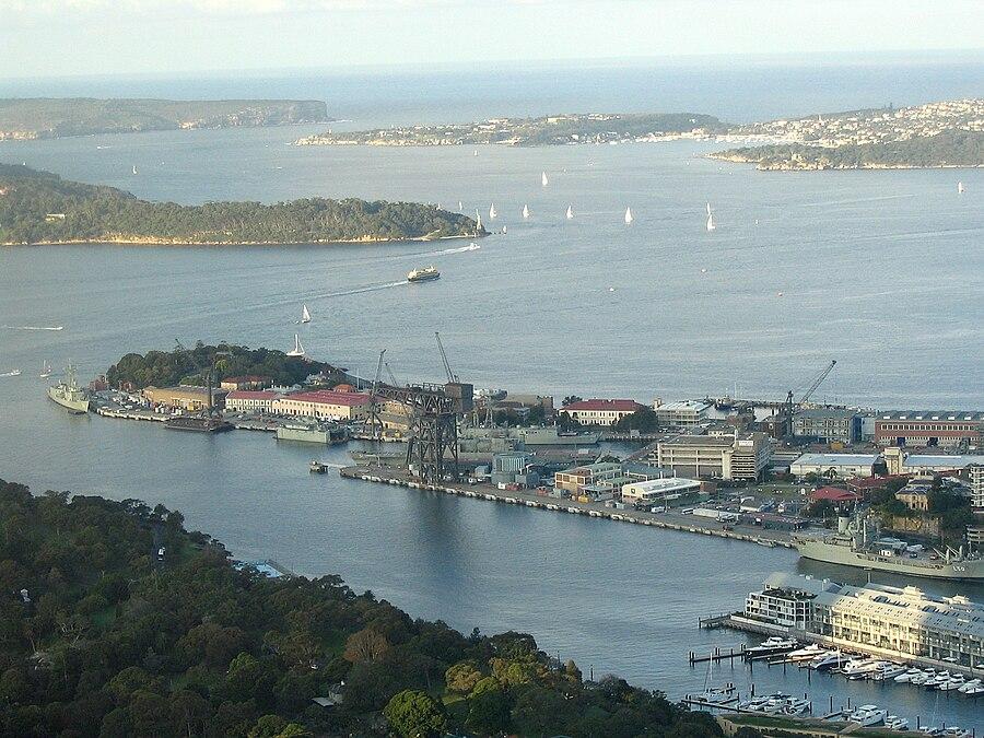 Garden Island (New South Wales)