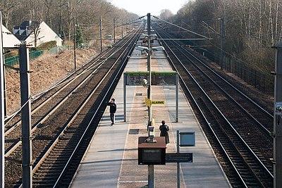 Estación de La Borne Blanche