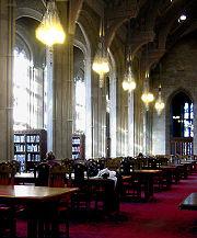 Gargan Hall, Bapst Library