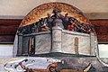 Garofalo, allegoria dell'antico e nuovo testamento con trionfo della chiesa sulla sinagoga, 1523, da s. andrea a ferrara 02.jpg