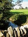 Garren Brook upstream from Stone Bridge - geograph.org.uk - 997157.jpg