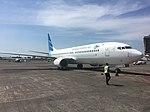 Garuda Indonesia Boeing 737-800 PKGNJ Hasanuddin.jpg