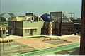 Gate Complex Under Construction - Science City - Calcutta 1996-02-21 1001.JPG