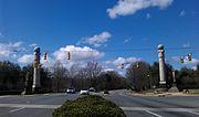 Gateway Intersection in Rock Hill, South Carolina