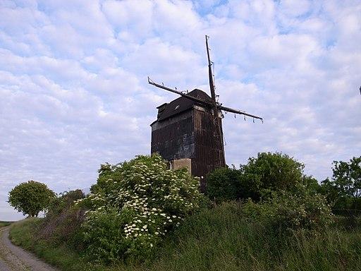 Gatterstädt, Windmühle