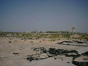Yasser Arafat International Airport