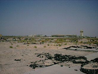 Yasser Arafat International Airport - Image: Gaza Airport 5