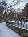 Gdańsk frozen Radunia Canal.JPG