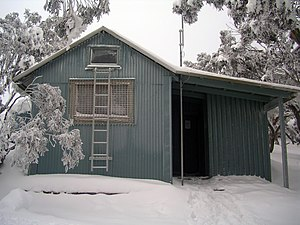 Geelong Grammar School - Geelong Grammar School Hut at Mt Stirling