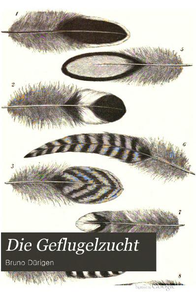 File:Geflügelzucht (Dürigen, 1886).djvu