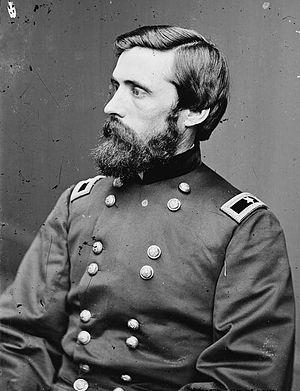 John Aaron Rawlins - General John A. Rawlins