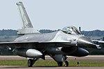 General Dynamics F-16AM (401) Netherlands Air Force J-193 (9625323910).jpg