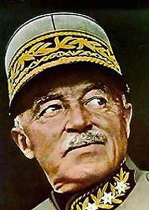 Henri Guisan - Image: General Guisan