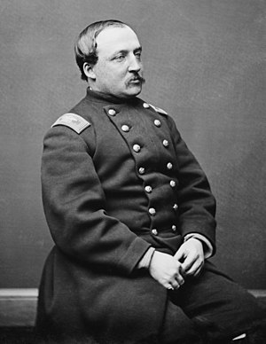 William Dwight - As a colonel about 1862