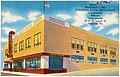 Genetti's, established -- 1901. Tyrolean room restaurant, luncheonette, ballroom, super-market, 20 - 30 N. Laurel St., Hazelton, Pa (68968).jpg