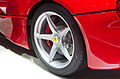 Geneva MotorShow 2013 - Ferrari LaFerrari rear wheel.jpg
