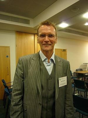BBC Sports Personality of the Year Helen Rollason Award - Image: Geoff Thomas
