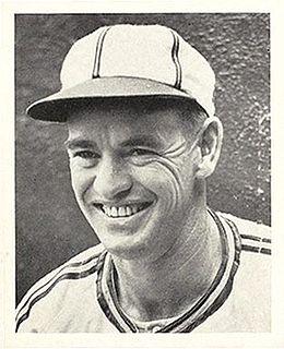 George Caster American baseball player