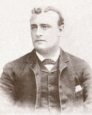 Joey Palmer - Image: George Palmer Aust cricketer