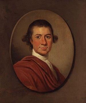 George Pigot, 1st Baron Pigot - Lord Pigot, by George Willison