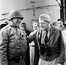 George S. Patton and Rear Admiral H. Kent Hewitt cropped.jpg