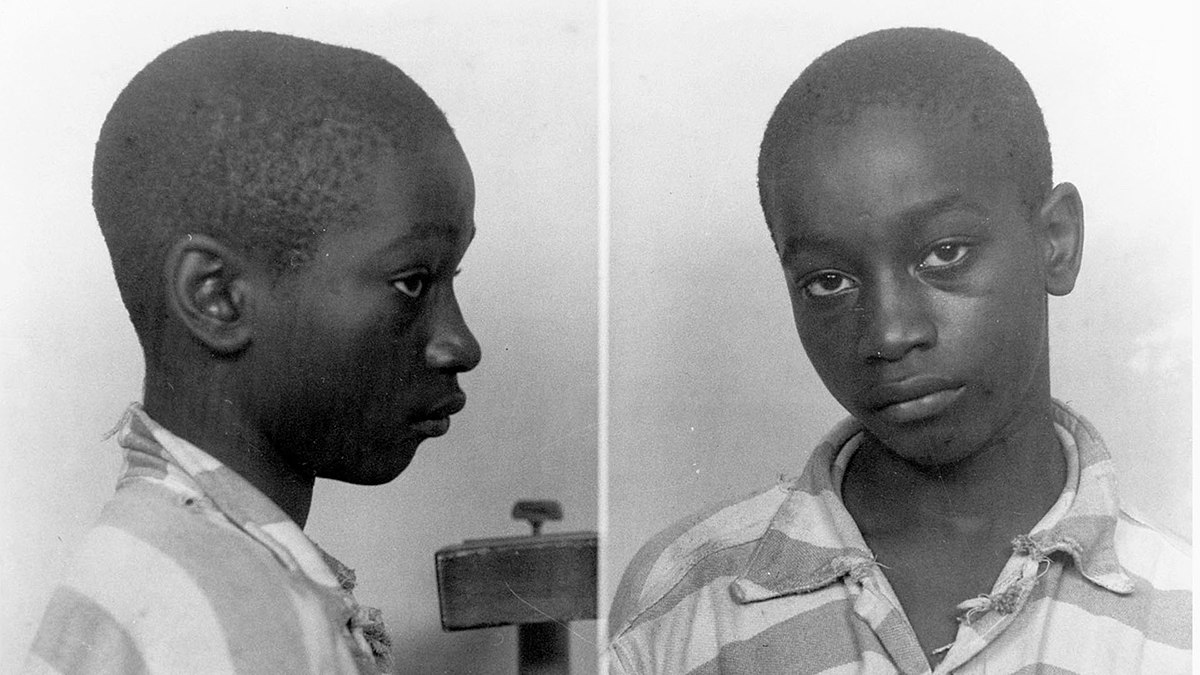 TIL that in 1944 a black teenager named George Stinney was accused of murdering two white girls on flimsy evidence, he was tried without legal representation with an all-white jury, and he was executed by electric chair at the age of 14