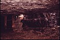 George Wilson in His Drift Mine (One That Is Cut Straight Into a Hill) near Wilder and Cookeville, Tennessee 04-1974 (3907185900).jpg