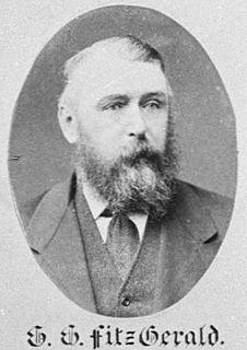 Gerard George Fitzgerald New Zealand politician