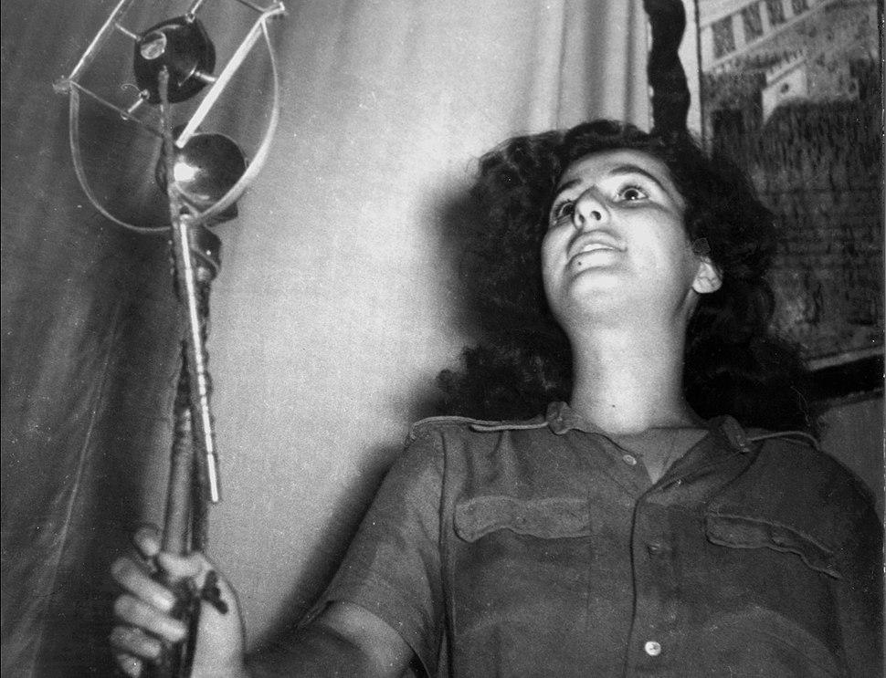 Geula Cohen 1948