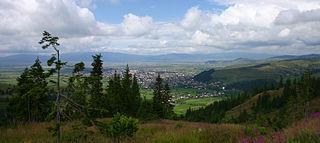 Gheorgheni Municipality in Harghita, Romania