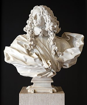 Bust of Francesco I d'Este - Image: Gian Lorenzo Bernini, busto di Francesco I d'Este, 1650 51, 02
