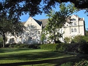 Gibson Hall (Tulane University) - Image: Gibson Hall