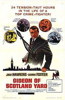 <i>Gideons Day</i> (film) 1958 British film