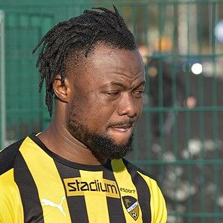 Gideon Baah Ghanaian footballer