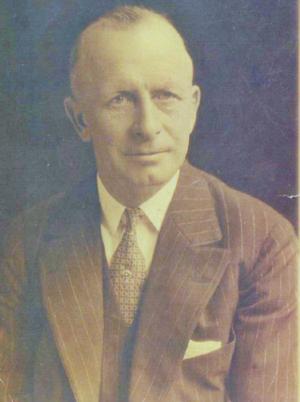 Gilbert Nicholls - Image: Gilbert Ernest Nicholls, golfer (1878 1950) 2 (2)