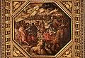 Giorgio vasari e aiuti, sconfitta dei veneziani in casentino, 1563-65, 02.jpg